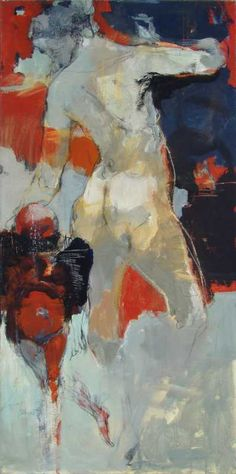 "Eberhard Hueckstaedt | ""Before Red"" 