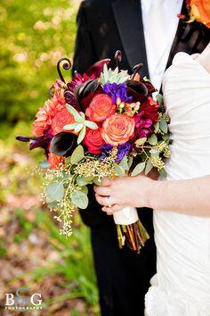 more bouquet colors