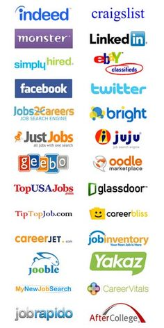 Post your jobs to these job boards: Indeed, Craigslist, Monster, LinkedIn, Simply Hired, Ebay Classifieds, Facebook, Twitter, Jobs to Careers, Bright, Just Jobs, JuJu, Geebo, Oodle, Top USA Jobs, Glassdoor, Tip Top Jobs, Career Bliss, Career Jet, Job Inventory, Jooble, Yakaz, My New Job Search, Career Vitals, Job Rapido, After College.