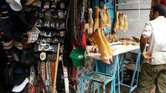 Puesto de venta de carne