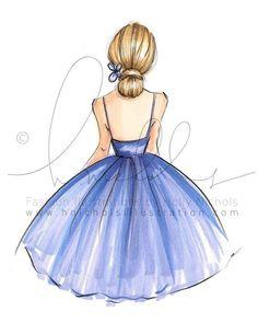 Напоминает зиму! #dress#hair