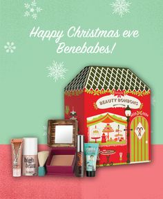 Shop at Benefit today for the perfect skincare, eye makeup & cosmetic products and services. Visit the official Benefit site for your instant beauty solutions. Christmas Countdown, Christmas Candy, Xmas, Crossed Fingers, Benefit Cosmetics, Pretty Little, Hair And Nails, Advent, Beautiful Things