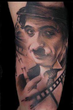 Tattoo by: Josh Fields