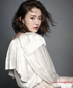 Jung Yumi Cosmopolitan Korea August 2014 Look 2