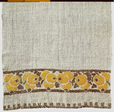 Art and Observation: Arts and Crafts Applique and Embroidery:1900-16