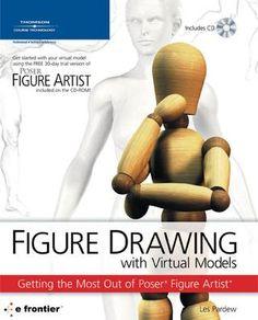 Les pardew dibujando figuras con modelos virtuales