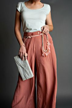 casual  Google Image Result for http://static.designformankind.com/images/2011/07/mint-and-salmon-outfit-412x618.jpg
