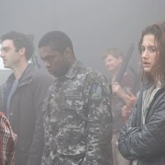 STEPHEN KING ONLY: The Mist - Le prime foto dal set della serie tv