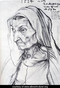 albrecht dürer - Albrecht Durer - The complete works www.albrecht-durer.org527 × 779Zoeken op afbeelding Durer's Mother
