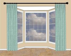 Best Ideas for living room curtains bay window furniture
