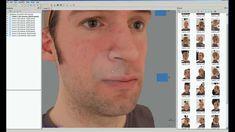 30 Camera 360 Degree Agisoft 3D head scan