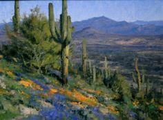 """Matt Smith """"Tonto Color"""" Oil 12 x 16"""