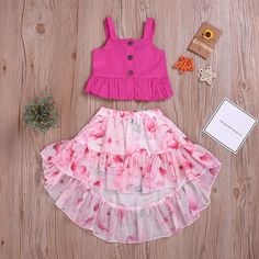 More than 30 kids wear girls summer floral dresses Frocks For Girls, Little Girl Outfits, Kids Outfits Girls, Toddler Girl Dresses, Summer Dresses For Girls, Dress Summer, Toddler Outfits, Toddler Girls, Summer Outfits