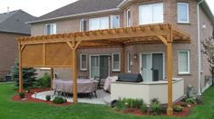 pergola pictures   Pergola Construction by Jennan Construction   Renovations   Additions ...