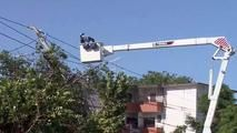 ConEd Workers in PR Working Through Holiday to Restore Power - EZ Pest Exterminating - New York's Best Pest Control Company! Bug Exterminator, Best Pest Control, Restore, Track Lighting, Brooklyn, Restoration, Ceiling Lights, Bed, Holiday