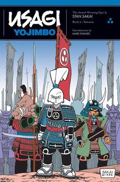 Usagi Yojimbo, Vol.2 by Stan Sakai