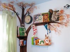 """Button's"" Three Seasons Nursery My Room 