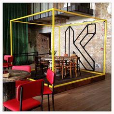 Kiosk bar Budapest (logo design by David Barath)