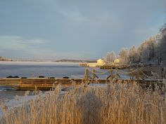 Kaskisten salmi, Kaskinen Finland - (the pin via Harri Karvonen  • https://www.pinterest.com/pin/558868634985124152/ )