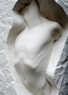 """I saw the angel in the marble and carved until I set him free."" - Michelangelo"