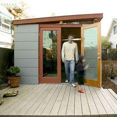Shed/workshop. http://media.treehugger.com/assets/images/2011/10/ModernShed2.jpg