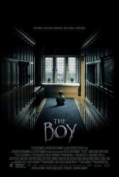 Peliculas de Terror 2016 - the boy