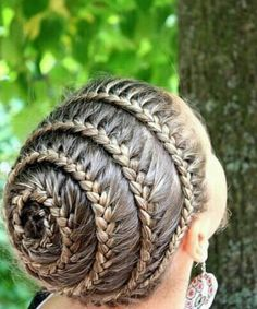 The Spiral Braid! Images and Video Tutorials! The Spiral Braid! Images and Video Tutorials! The post The Spiral Braid! Images and Video Tutorials! appeared first on Do It Yourself Diyjewel. Little Girl Hairstyles, Pretty Hairstyles, Braided Hairstyles, Children's Hairstyle, Wedding Hairstyles, Braided Ponytail, Everyday Hairstyles, Amazing Hairstyles, Hairstyles Pictures