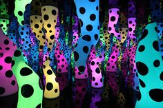 """Showing: Yayoi Kusama – """"I Who Have Arrived In Heaven"""" @ David Zwirner Gallery"""