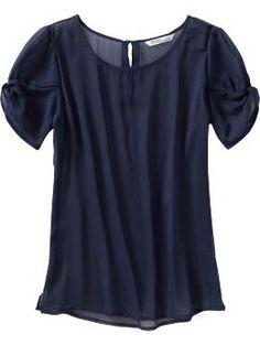 Love chiffon blouses