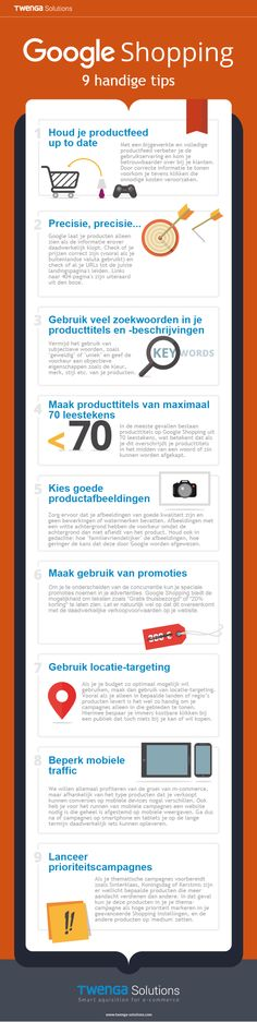 [Infographic] 9 best practices to optimise Shopping campaigns Mobiles, Online Marketing, Digital Marketing, Promotion, Ecommerce Website Design, Search Engine Marketing, Google Ads, Best Practice, Google Shopping