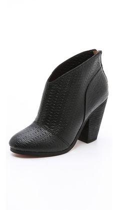 Modern Vintage Shoes Tayler Booties