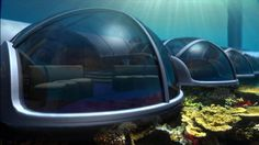 Poseidon's Mystery Island – the undersea resort of the future offering a wealth of underwater experiences designed for the adventurous.