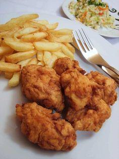 Slider Recipes, Polish Recipes, Kfc, Tandoori Chicken, Poultry, Catering, Chicken Recipes, Food Porn, Dinner Recipes