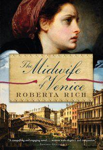 The Midwife Of Venice Book by Roberta Rich #HeathersPick