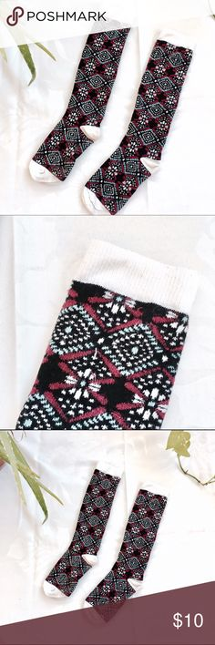 318f7aba02a  Pact  Organic Soft Cotton Calf High Socks A super cute pair of organic  cotton