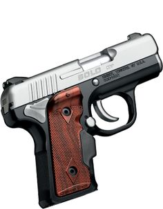 Kimber Solo CDP (LG) Pistol - Kimber's innovative Solo, now with the legendary Custom Defense Package and Crimson Trace Lasergrips.