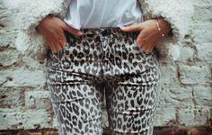 #animalprint #details #jeans #fashion #moda #boho