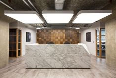 Studiofibre distills digital platform Farfetch's essence into a physical presence - News - Frameweb