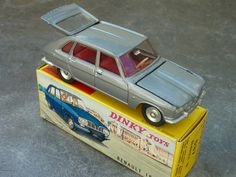 Dinky Toys Renault 16 1:43 scale (Made in France)