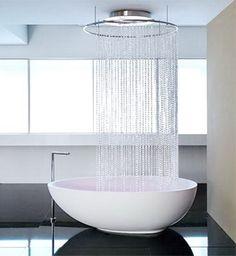 modern bathtub..wow