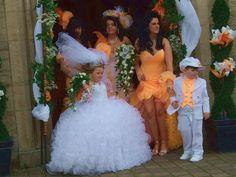 Terrible Horrible Gypsy Wedding Dresses