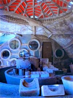 Moon to Moon: Paolo Soleri's Cosanti Foundation