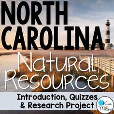 Encourage your students to learn more about North Carolina Natural Resources with this easy to use research project. I originally created this project for my 4th graders to use as a review of natural resources found in North Carolina.