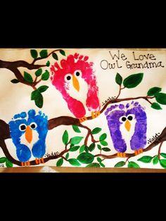 """Owl"" Grandma"
