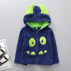 Check out my new Cute Monster Appliqued Long-sleeve Hooded Coat for Baby Boy and Boy, snagged at a crazy discounted price with the PatPat app. Black Kids Fashion, Kids Winter Fashion, Toddler Boy Fashion, Little Boy Fashion, Toddler Boy Outfits, Baby Outfits Newborn, Toddler Boys, Trendy Fashion, Fall Fashion