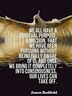 Are you aware of your mission and purpose in this lifetime?