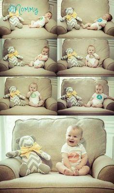 baby-monats-shoot