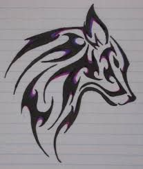 Image result for drawing ideas: wolves