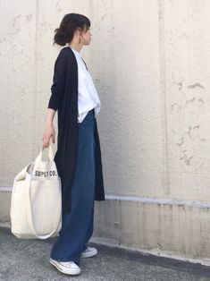 Look Fashion, Daily Fashion, Korean Fashion, Winter Fashion, Japanese Minimalist Fashion, Minimal Fashion, Cute Skirt Outfits, Cute Skirts, Modest Fashion