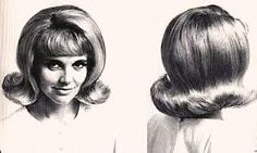 Almost every girl wanted her hair to look like this!